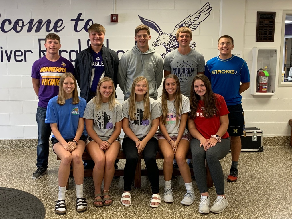 2019 Homecoming Royalty Court
