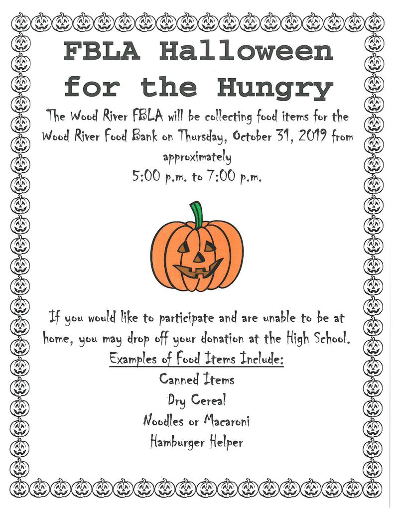 Halloween for the Hungry